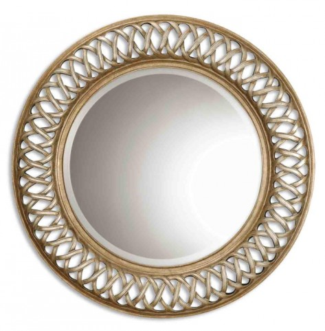Entwined Antique Mirror
