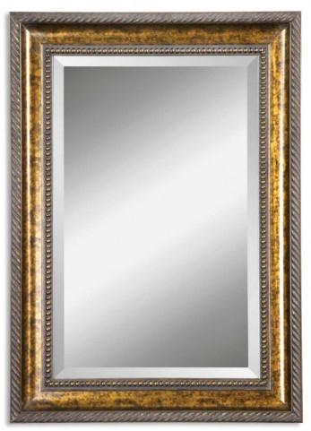Sinatra Gold Vanity Mirror