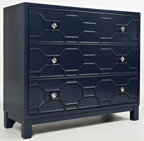 Matrix Navy Accent Chest