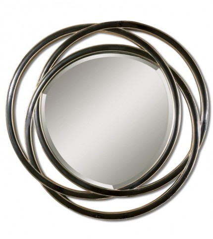 Odalis Entwined Circles Mirror