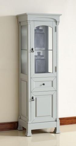 Brookfield Urban Gray Linen Cabinet