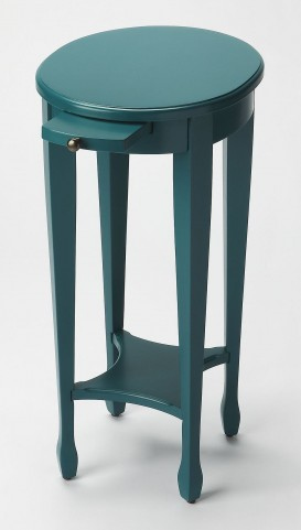 Masterpiece Arielle Green Accent Table