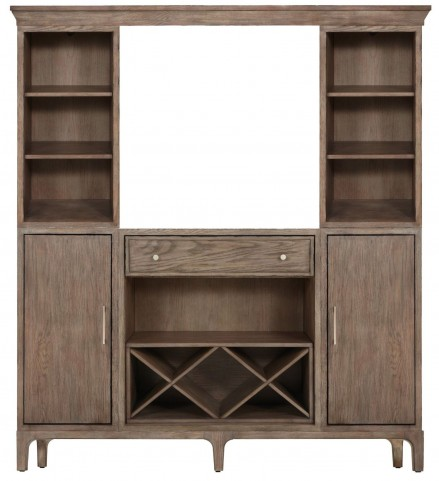 Improv in G Cerused Grey The Entertainer Wall Unit