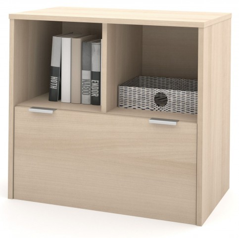 i3 Northern Maple One Drawer Lateral File