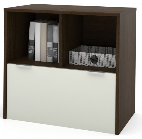 i3 Tuxedo & Sandstone One Drawer Lateral File
