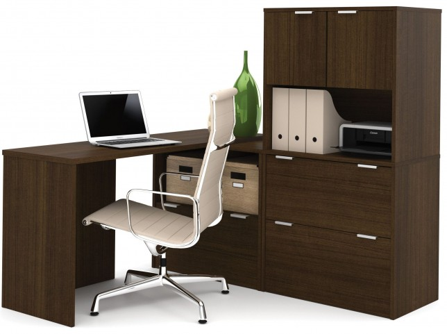 150853-78 i3 Tuxedo L-Shaped desk