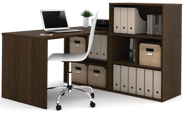 150875-78 i3 Tuxedo L-Shaped desk