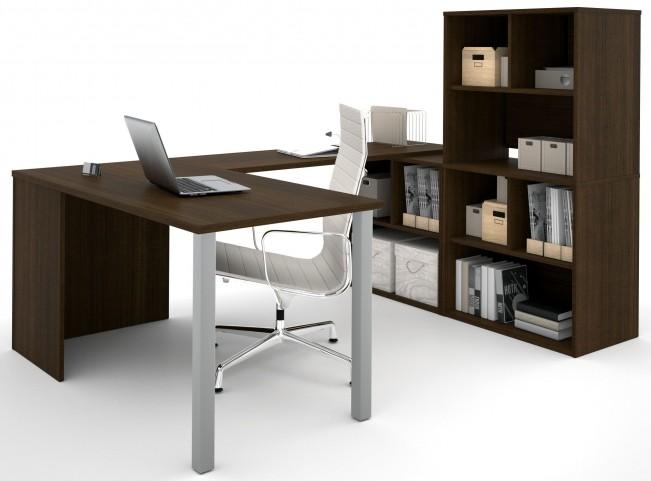 150878-78 i3 Tuxedo U-Shaped desk