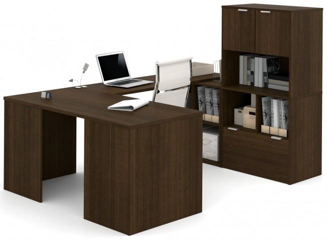 150879-78 i3 Tuxedo U-Shaped desk