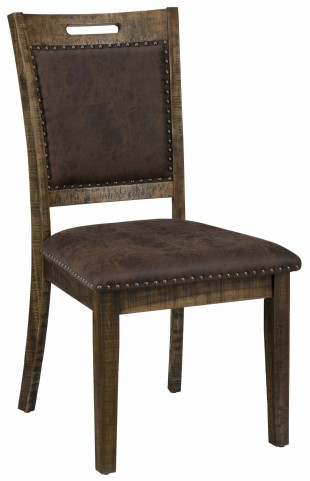 Cannon Valley Upholstered Back Dining Chair Set of 2