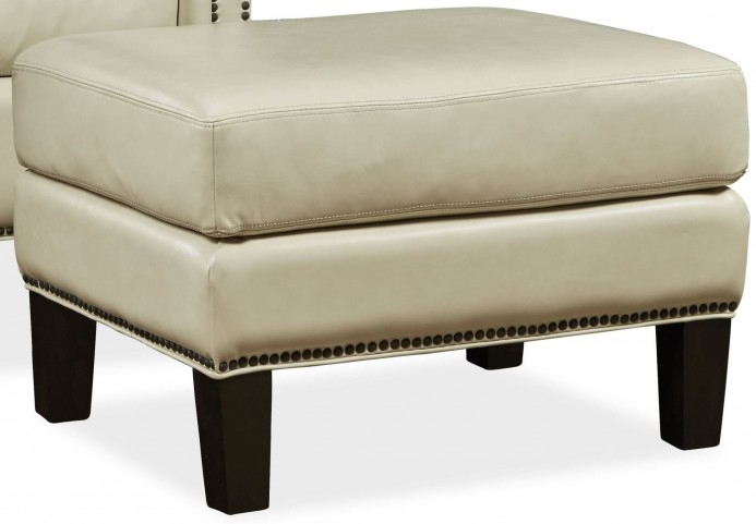 Belle Fairview Stone Ottoman