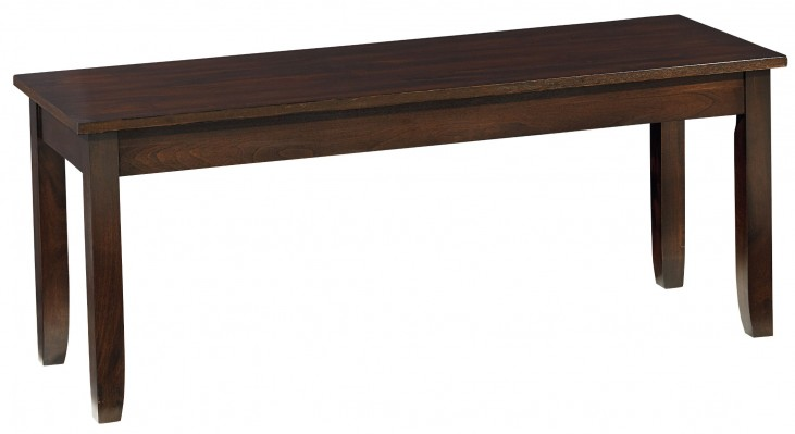 Larkin Antique Cherry Bench
