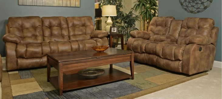 Watson Almond Power Reclining Living Room Set