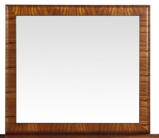 Milan Medium Brown Mirror