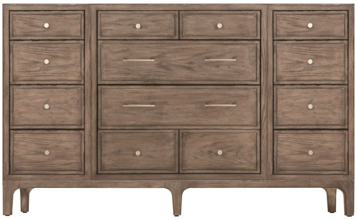 Improv in G Cerused Grey Drawer Dresser