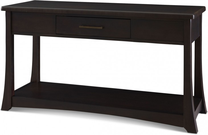 Novara Charcoal Cameri Sofa Table
