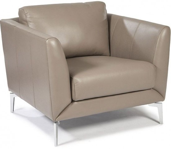 Anvers Adobe Leather Chair