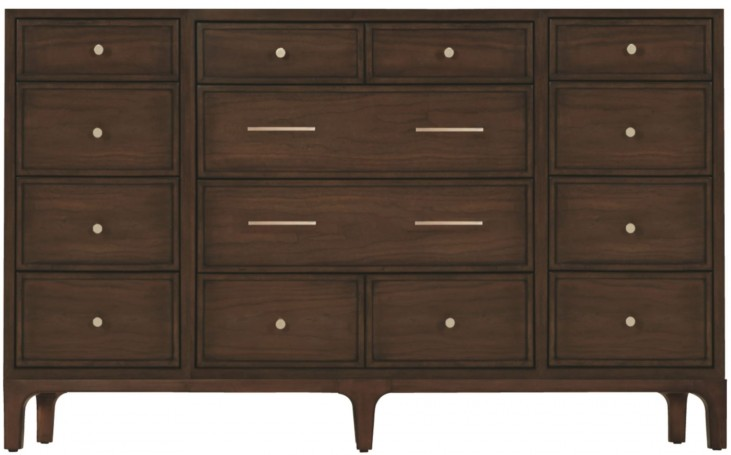 Improv in B Clear Brown Drawer Dresser