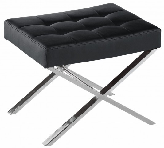 Mercer Black Bench