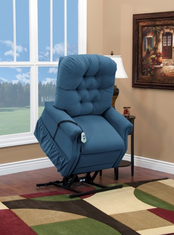 Petite Series Petite Two-Way Reclining Aaron Lift Chair