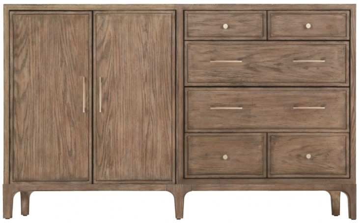 Improv in G Cerused Grey A Whole Lotta Drawer Dresser