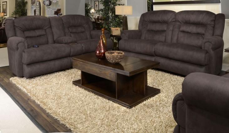 Atlas Sable Reclining Living Room Set