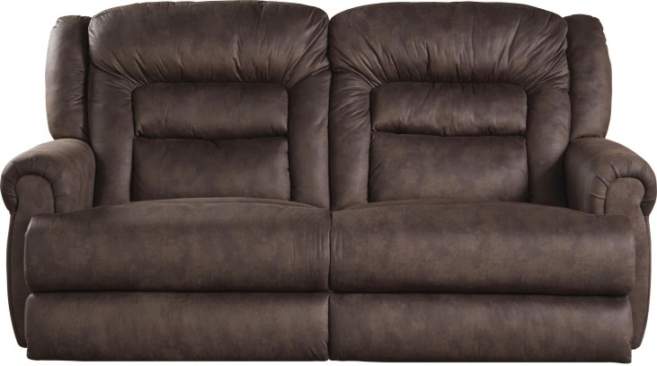 Atlas Sable Extra Tall Reclining Sofa