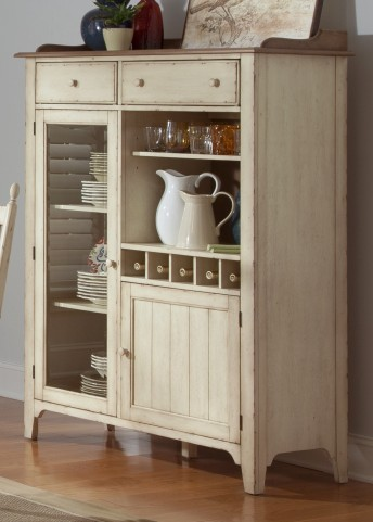 Cottage Cove Display Cabinet