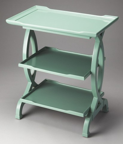 Kimiko Loft Mint CreMe Side Table