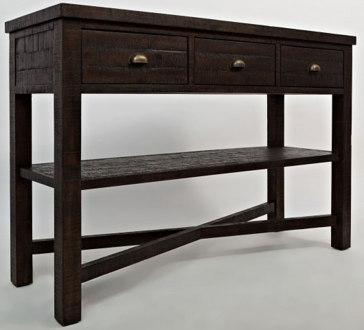 Pacific Heights Chestnut 3 Drawer Server