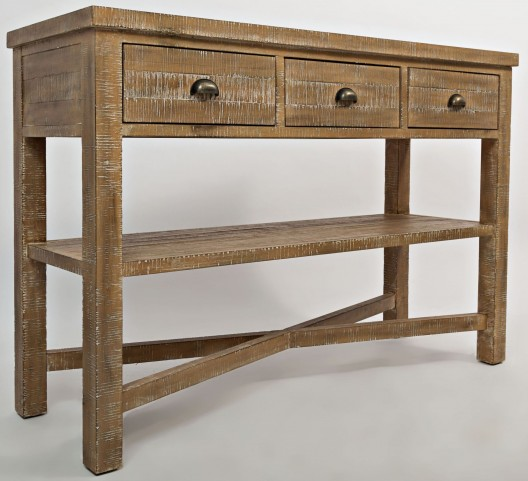 Pacific Heights Bisque 3 Drawer Server