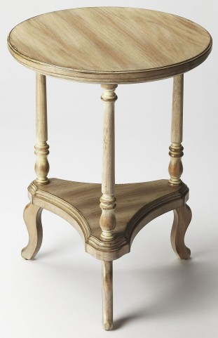 Petry Driftwood Accent Table