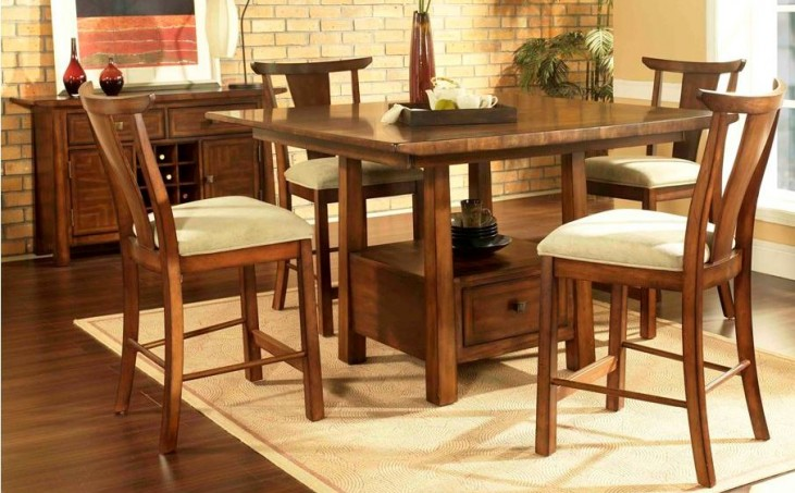 Dakota Counter Height Dining Room Set