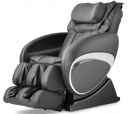 Shiatsu Zero Gravity Black Massage Chair
