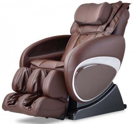 Shiatsu Zero Gravity Brown Massage Chair