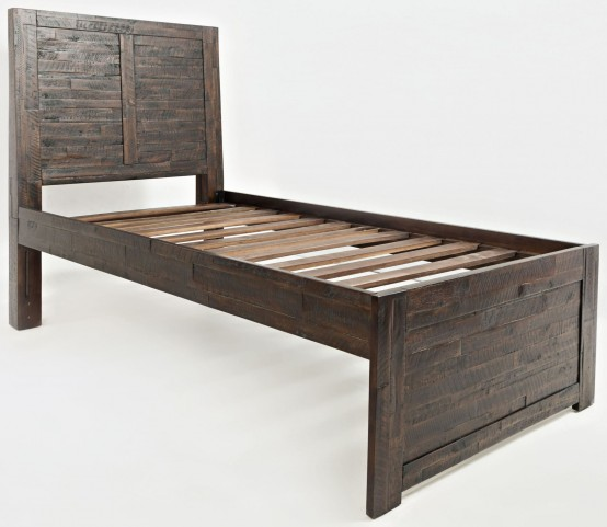 Jackson Lodge Subtle Twin Panel Bed