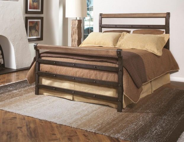 Fargo King Sleigh Bed