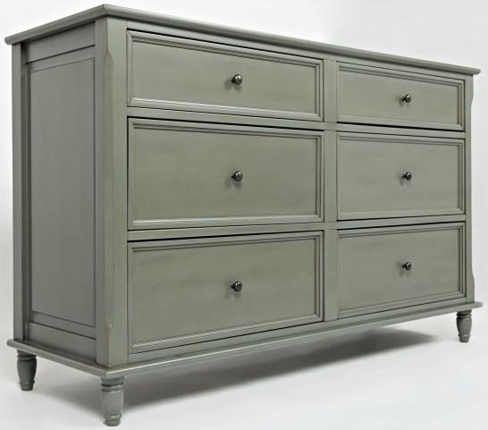 Avignon Grey Double Dresser