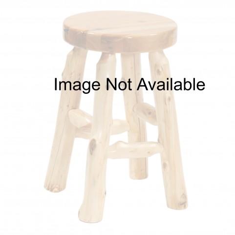 "Cedar 30"" Round Barstool"