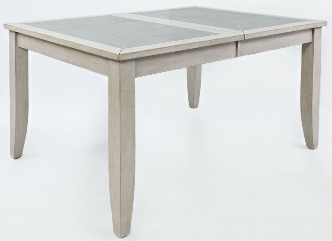 Sarasota Springs Tiled Extendable Dining Table