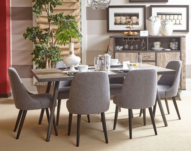 American Retrospective Dining Room Set