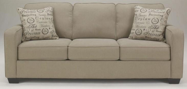 Alenya Quartz Fabric Sofa