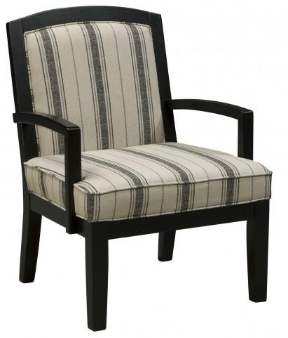Alenya Quartz Stripes Accent Chair