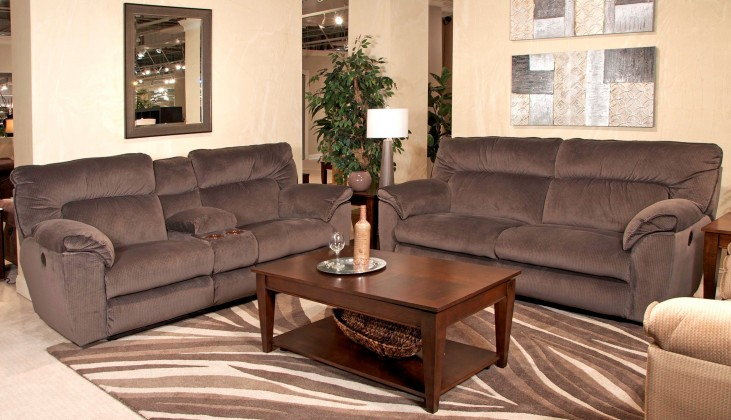 Nichols Granite Reclining Living Room Set