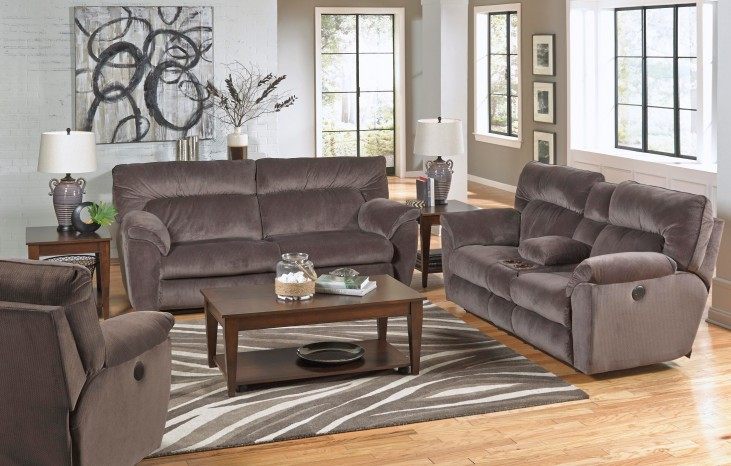 Nichols Granite Power Living Room Set