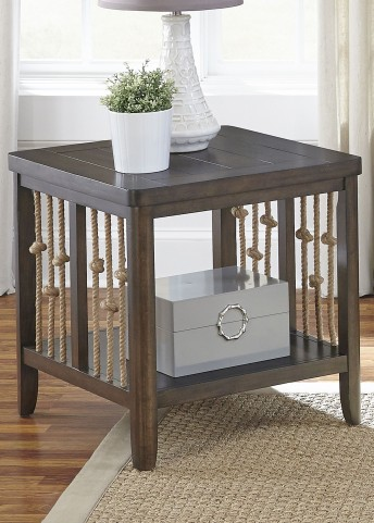 Dockside Tobacco End Table