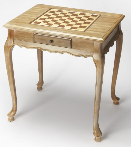 Plantation Cherry Bannockburn Driftwood Game Table