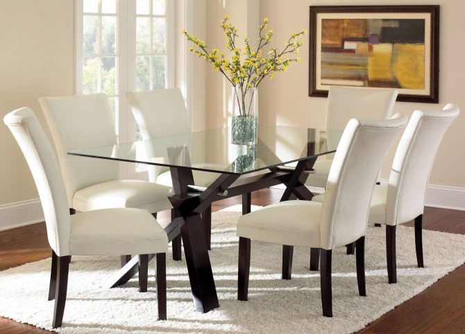 Berkley Dark Espresso Rectangular Dining Room Set
