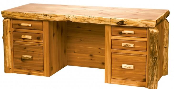 Cedar Standard Executive Desk