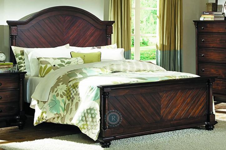 Chaplin Queen Panel Bed